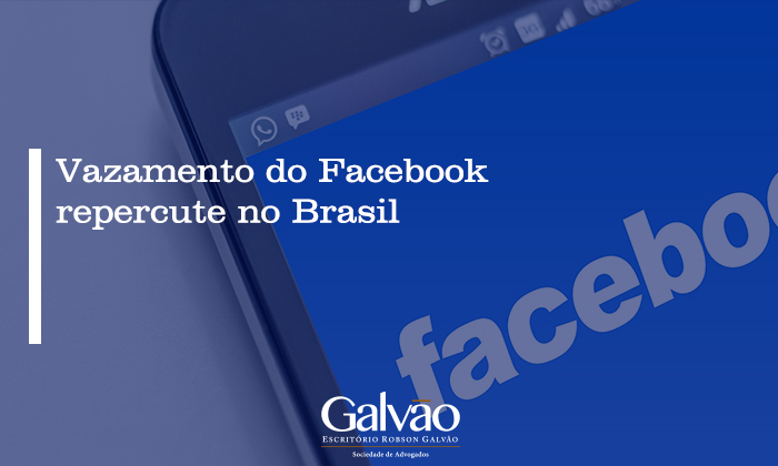 Vazamento do Facebook
